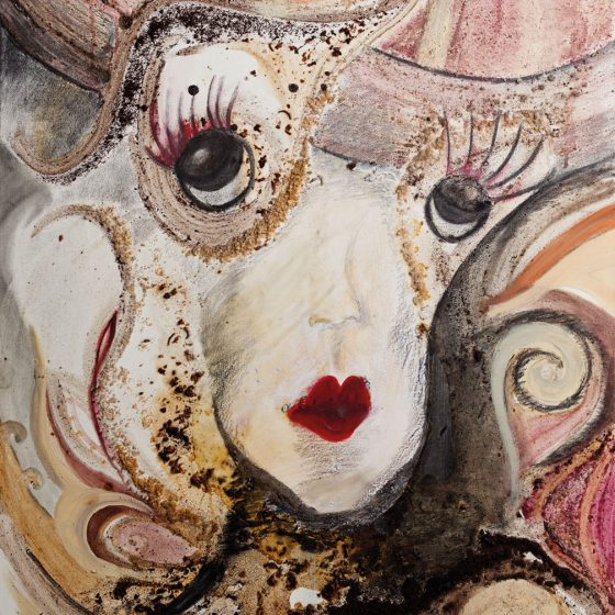 Experimentelle Malerei   Jessica Barnewitz