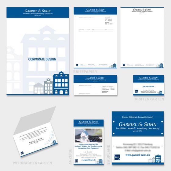 Corporate-Design   Gabriel & Sohn