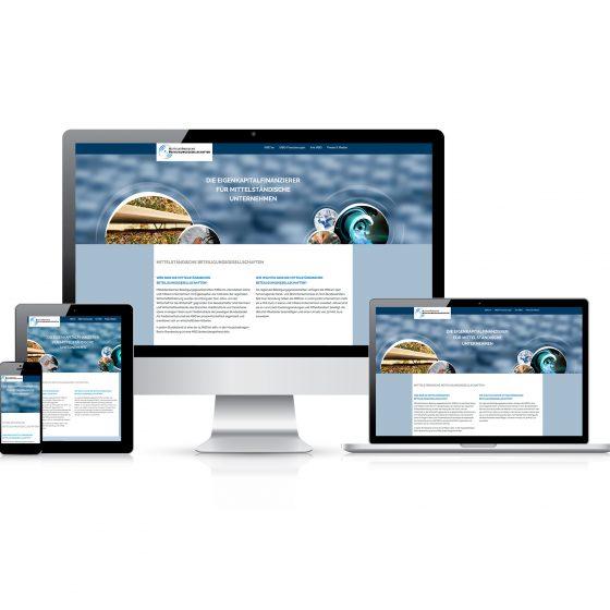 Webseite   Mittelständische Beteiligungsgesellschaften (MBG'en)